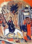 Вербное Воскресение. Вход Господень в Иерусалим