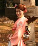 История японского кимоно
