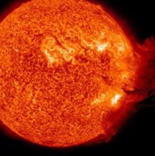 НАСА: Солнечный мега-шторм произойдет в ближайшие два года