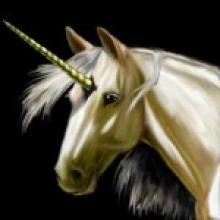 Единорог - символ чистоты и света