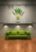 Внутренняя комната отдыха