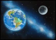 Информация о процессах в солнечной системе