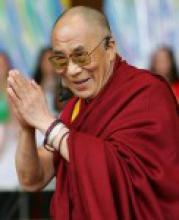 Интервью с Далай-Ламой. 1 января 2007г