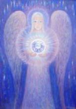 Земной ангел Кристалл