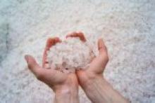Удивительные целебные свойства соли