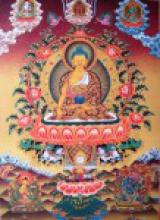 Тхангхи: священные буддийские картины