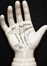 86 способов определения болезни по руке