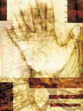 Мужская рука