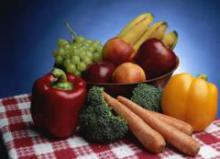 Характер укажут овощи