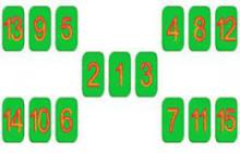 Расклад на 15 карт