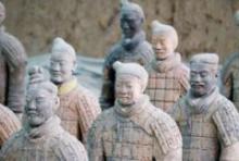 Глиняная армия китайского императора