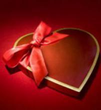 Сердце - символ Дня влюбленных
