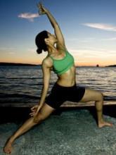 Йога - фитнес по-восточному