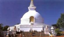 Святые места буддистов.