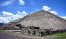 Пирамида Солнца прятала внутри себя древнейшего бога