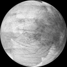 На Европе – спутнике Юпитера может быть жизнь