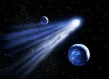 РИА Новости о комете Еленина