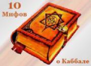 10 Мифов о Каббале