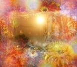 Земной ангел Солнце