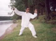 Тайцзи цюань. Укрепление здоровья