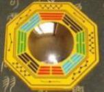 Зеркало Багуа. Нюансы расположения триграмм.