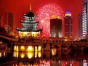 Китайский Новый год.