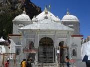 Святая Индия: селение Ганготри.