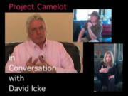 """Интервью проекта """"Камелот"""" с Дэвидом Айком. Часть 2"""